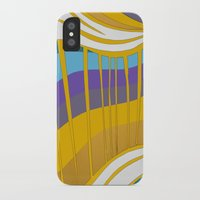 leah flores iPhone & iPod Cases featuring Leah by Jackie Elefante