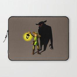 The Hero's Lantern Laptop Sleeve