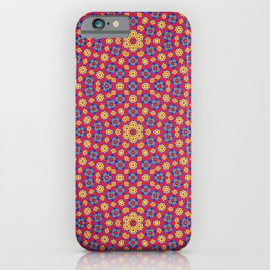 Country Festival Pattern iPhone & iPod Case