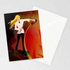 The Slayer Stationery Cards