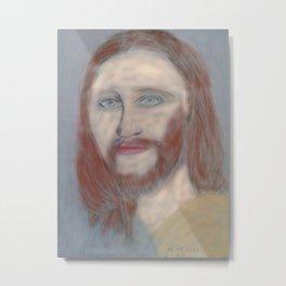 Jesus Christus Metal Print