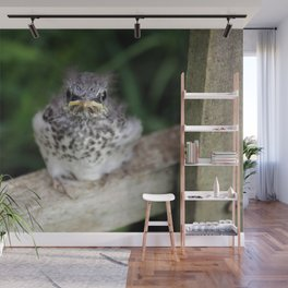 Empty Nest Wall Mural