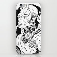 Psychobilly iPhone & iPod Skin
