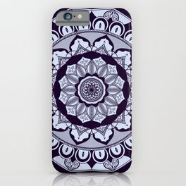 Mandala 006 iPhone Case