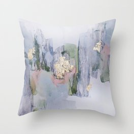 Leverage Throw Pillow