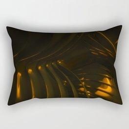 King Dark CatFish - The Chain Rectangular Pillow