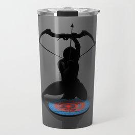 Arjuna - Essence of a Hero Travel Mug
