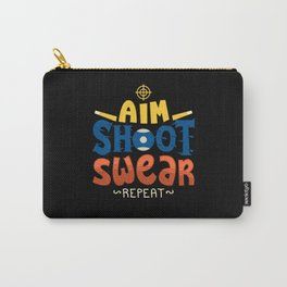 Billiards Carry-All Pouch