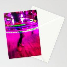 Hula Hoop Skirt Stationery Cards
