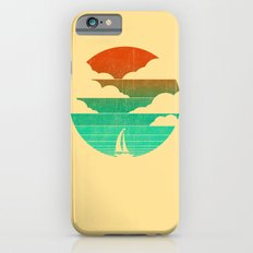 Go West (sail away in my boat) iPhone 6s Slim Case
