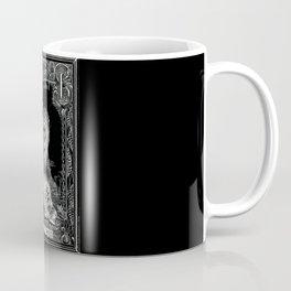 STRENGTH of Tarot Cat Coffee Mug