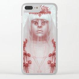 Shizuka Clear iPhone Case