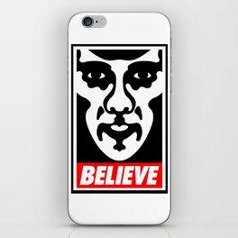 Believe - Sherlock iPhone Skin