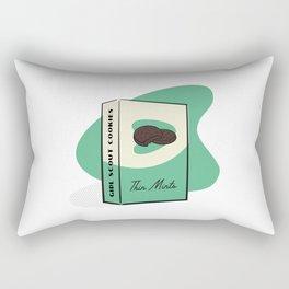 Girl Scout Cookies - Thin Mints Rectangular Pillow