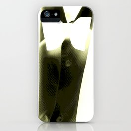 Vintage: X-Ray Fred iPhone Case