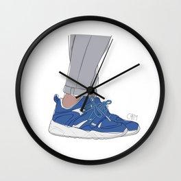 Sneakers Colette x Ronnie Fieg Blaze Of Glory Wall Clock