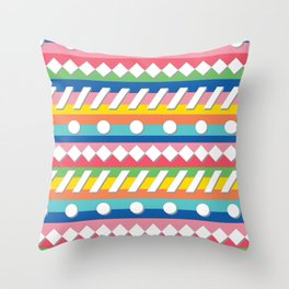 www.iseepattern.com Throw Pillow