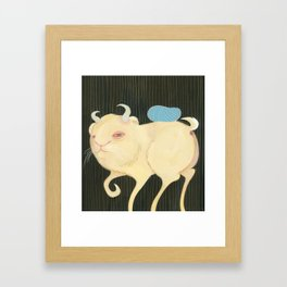 Ambler Framed Art Print