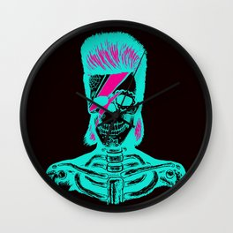 Ziggy Skulldust Variant Wall Clock