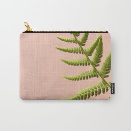 Fern Study On Pink #2 Carry-All Pouch