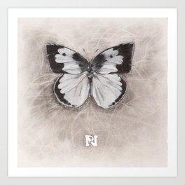 Mothen Art Print