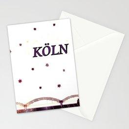Skyline Köln Stationery Cards