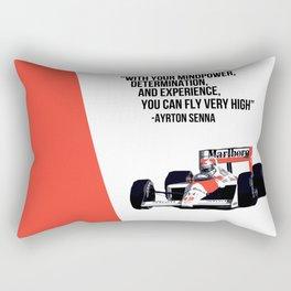 Senna Inspriation Rectangular Pillow