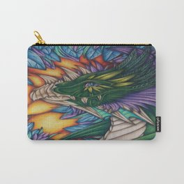 Forest Dragon Carry-All Pouch