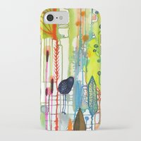 la iPhone & iPod Cases featuring la traverse by sylvie demers
