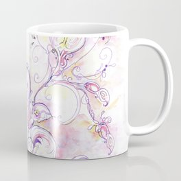 Purple calla lilies Coffee Mug