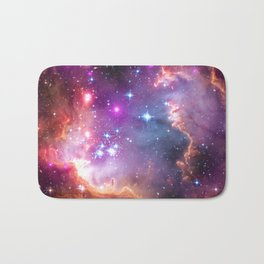 Angelic Galaxy Bath Mat