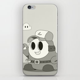 Shy Ketchum iPhone Skin
