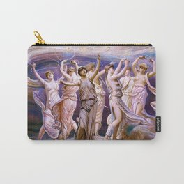 The Pleiades - Elihu Vedder Carry-All Pouch