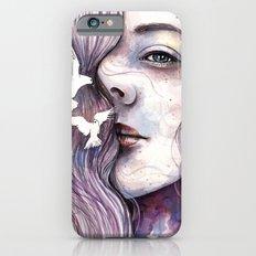 Dreams of freedom, watercolor artwork iPhone 6s Slim Case