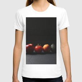 Pear Apple Tomato Orange Avocado T-shirt