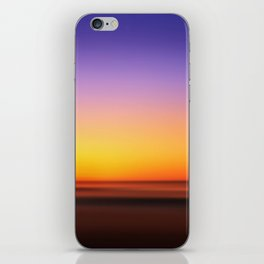 Abstract Landscape 12 iPhone Skin