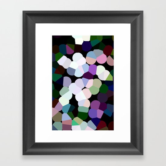 COLORS II Framed Art Print
