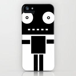 Robot Pop iPhone Case