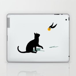 Cat and Snitch Laptop & iPad Skin