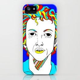 Philip Glass iPhone Case