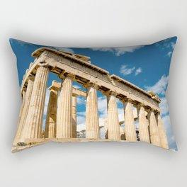 Parthenon Greece Rectangular Pillow