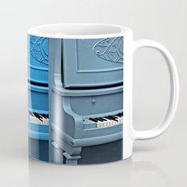 Piano Blues Coffee Mug