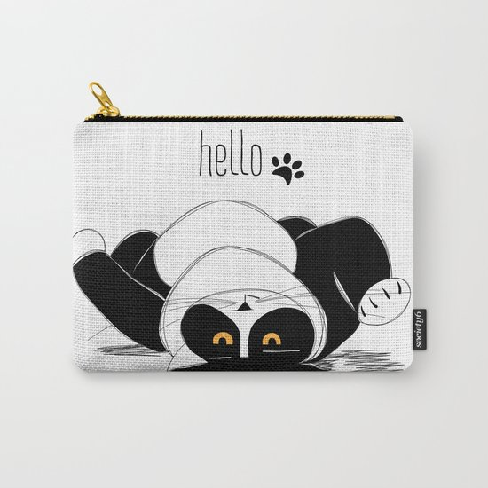 Hello :) Carry-All Pouch