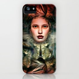 """Dream Winter, Spring Awakening"" iPhone Case"
