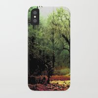 cycle iPhone & iPod Cases featuring cycle by Nev3r