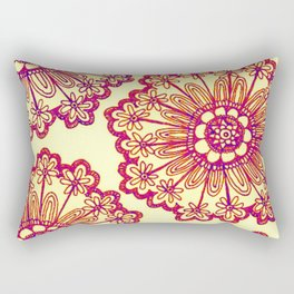 bright Rectangular Pillow