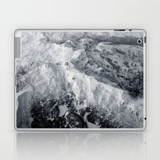 Winter Mountain Range Laptop & iPad Skin