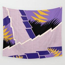 AGONDA Art Deco Modern: MYSTERIAN Wall Tapestry