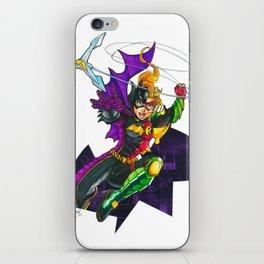 Batgirl : Robin Legacy iPhone Skin