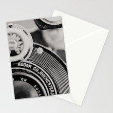 vintage kodak camera #1 Stationery Cards